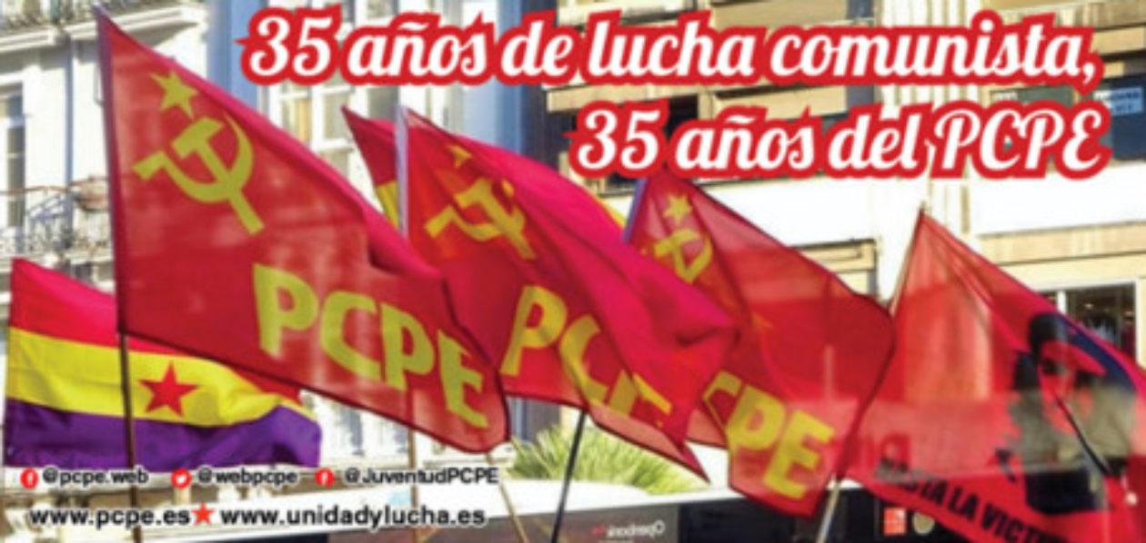 Partido Comunista del Pueblo Andaluz -PCPA